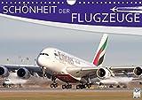 Schönheit der Flugzeuge (Wandkalender 2019 DIN A4 quer): Beeindruckende Fotos von Flugzeugen mit vielen verschiedenen Lichtstimmungen und aus ... 14 Seiten ) (CALVENDO Mobilitaet)