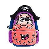 Fringoo Cartable, Pirate (Multicolore) - 29-SXYD-4XEP