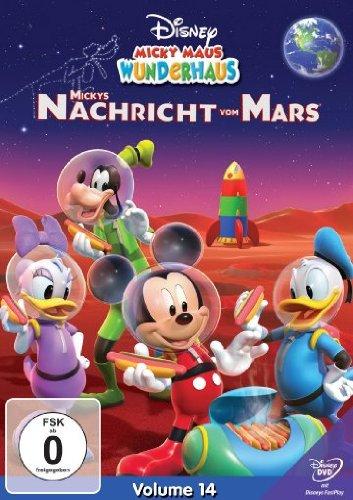 Micky Maus Wunderhaus – Mickys Nachricht vom Mars