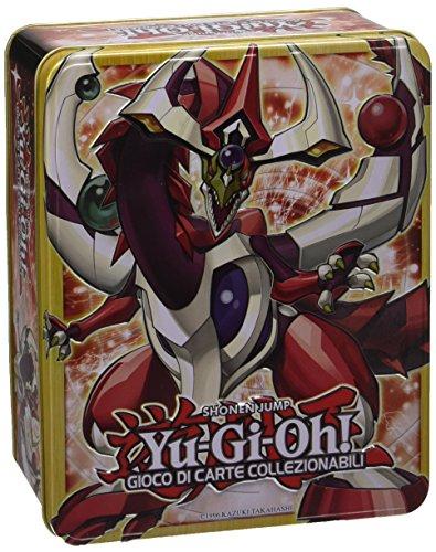 Yu-Gi-Oh! - Yugi Mega-Tin Drago xyz ribellione oscura da Collezione 2015