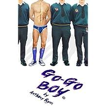 Go-Go Boy, The Novel (English Edition)