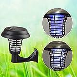 Die besten Camping Lantern Solar powereds - Yocitoy 2 Modi Solar Powered Licht Sensor Electric Bewertungen