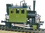 Dampfmaschine Dampflokomotive in H0, Glaskasten Bausatz