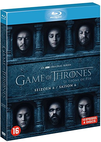 Produktbild Game of Thrones - Die komplette sechste Staffel (Hologram) [Import mit Deutscher Sprache]