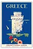 Pacifica Island Art Griechenland - Salonica Weiße Turm Von