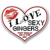Forma di città i Love sexy Gingers