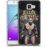Officiel Wwe LED Image Randy Orton Étui Coque en Gel molle pour Samsung Galaxy A5 (2016)