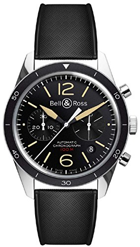 Bell and Ross BR126 SPORT HERITAGE - Reloj para hombres