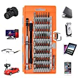 Longju 60 in 1 Precision Schraubendreher Set mit 56 Bit Magnetic Driver Kit- Multifunktionale Professionelle Elektronik Reparatur & Demontage Tool Kit- für iPhone 7 / iPhone 7 Plus / iphone 6 / Andere Handy / Tablet / Clock / Spielkonsole / PC / Macbook / iPad / Kamera / Rasierer Uhren / Fernseher / Kühlschränke und andere Elektroniks