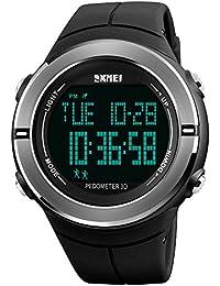 b445ea57358c Amazon.es  reloj podometro - Digital  Relojes