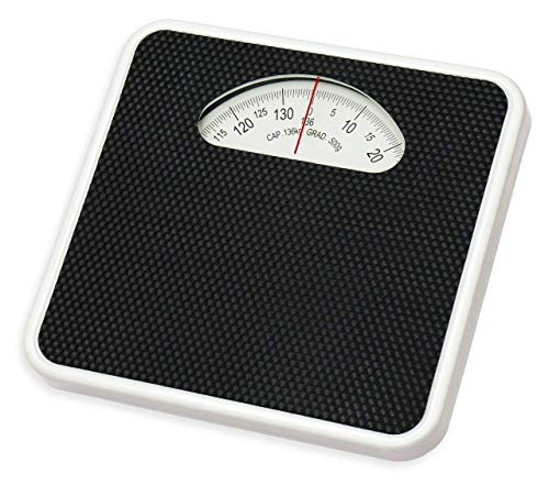 MCP Deluxe Personal Weighing Scale Analog Mechanical 136kg with Antislip surface