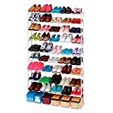Scarpiera shoes rack amazing 50 paia nuovo salvaspazio organizer...