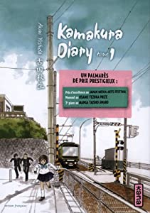Kamakura Diary Edition simple Tome 1