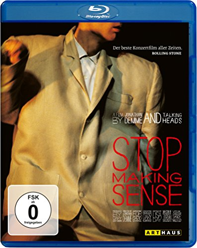 Stop Making Sense – Talking Heads Live – 30th Anniversary Edition [Blu-ray]