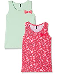 United Colors of Benetton Girls' Top (Pack of 2)