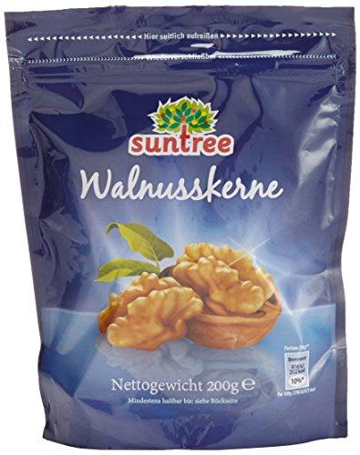 Suntree Walnusskerne, 200 g