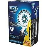 Oral-B D16524UH - Cepillo electrico, color negro y azul