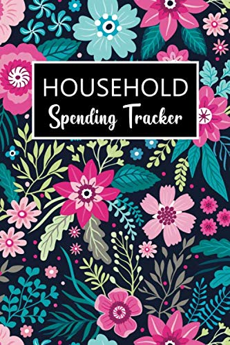 Household Spending Tracker: Daily Record about Personal Cash Management, Personal Expense Tracker Organizer, Money Management Journal, Budget Tracking