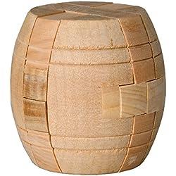 Fridolin 17452- Rompecabezas de madera