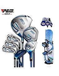 PGM Neues Design Samen Kids 'Golf Set für ul- (127–160cm) Zoll Kinder, 5–7Club und Golf Tasche