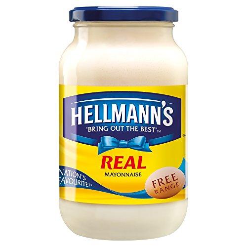 Réel Mayonnaise Hellmann (600G)