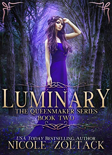 Luminary (The Queenmaker Series Book 2) (English Edition)