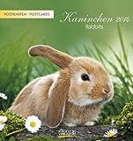 Kaninchen 2014 Postkartenkalender