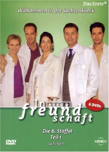 Staffel 6, Teil 1 (6 DVDs)