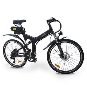 vtt electrique v lo de montagne pliable 26 39 39 v lo electrique e bike sports et loisirs. Black Bedroom Furniture Sets. Home Design Ideas