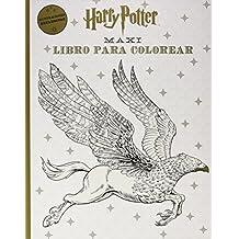 Harry Potter Maxi libro para colorear