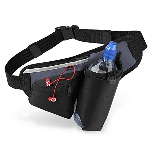 Teamwear Hydro Belt Bag Quadra QS20 - Black / Graphite