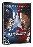 Captain America: Obcanska valka (Captain America: Civil War) (Tchèque version)