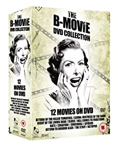 B Movie Campaign Digistak [DVD]