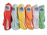 Pannolini di stoffa 'Linea Premium' della Three Little Imps con due inserti per pannolini - Set di 6