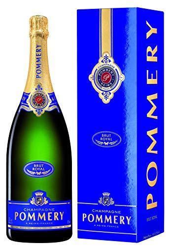 Pommery Brut Royal Magnum Champagne Gift Box, 150 cl