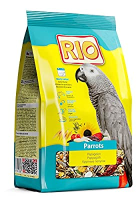 Save on Rio Food for Budgies Daily Ration, 1 Kg and more by Mealberry GmbH