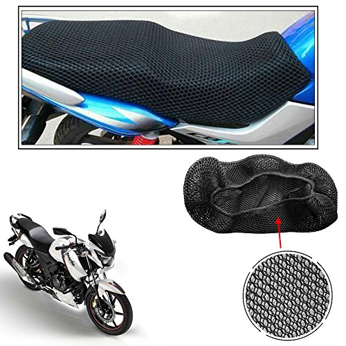 vheelocityin no heat net seat cover motorcycle / bike/ scooty seat cover for tvs apache rtr 160 Vheelocityin No Heat Net Seat Cover Motorcycle / Bike/ Scooty Seat Cover For Tvs Apache Rtr 160 51Qs0w6y5AL