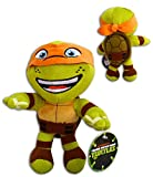 Michelangelo 30cm Super Soft Plüsch Schildkröten Orange TMNT Comicserie Teenage Mutant Ninja Turtles Turtler Spielzeug Figur Hero