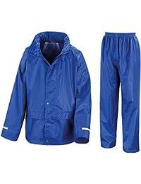 Result Mädchen Regenmantel Kids Core Rain Suit