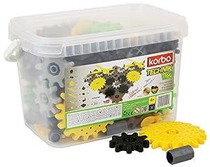 KORBO- 122 Technik Juguete de construcción Stem (K1200)