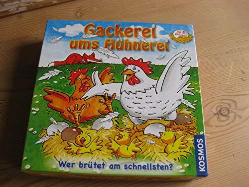 FidgetGear Gackerei ums Hühnerei, Kosmos, neuwertig as picture show One