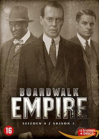 Boardwalk Empire - saison 4