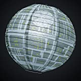 Star Wars Tod Sterne Papier Lampenschirm - 30 cm