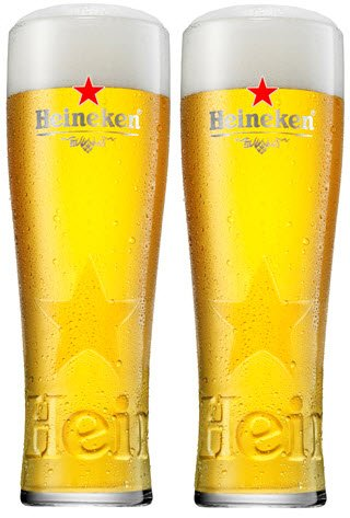 2-x-heineken-pint-glass-toughened-and-nucleated-2-glasses