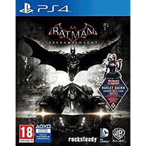 Batman Arkham Knight (PS4) Spielbar im Deutsch
