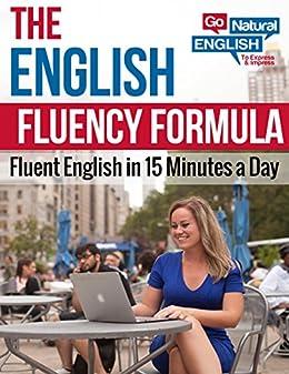 The English Fluency Formula (English Edition) eBook: Gabby Go ...