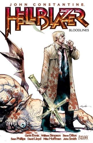 John Constantine Hellblazer Volume 6: Bloodlines TP