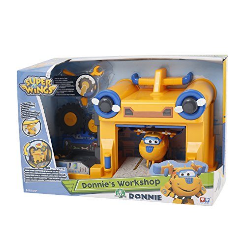 Giochi Preziosi - Super Wings Playset Donnie