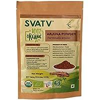 SVATV Arjuna Rindenpulver (Terminalia Arjuna) 1/2 LB, 08 oz, 227g USDA zertifiziert preisvergleich bei billige-tabletten.eu
