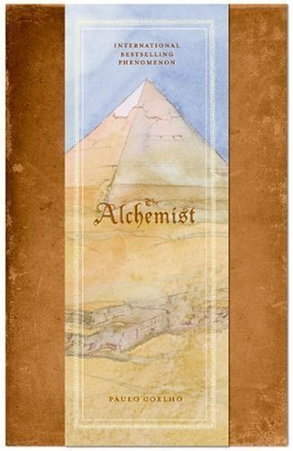 The Alchemist - Gift Edition By Paulo Coelho